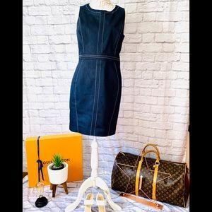 NEW DENIM DRESS - NEW YORK & COMPANY